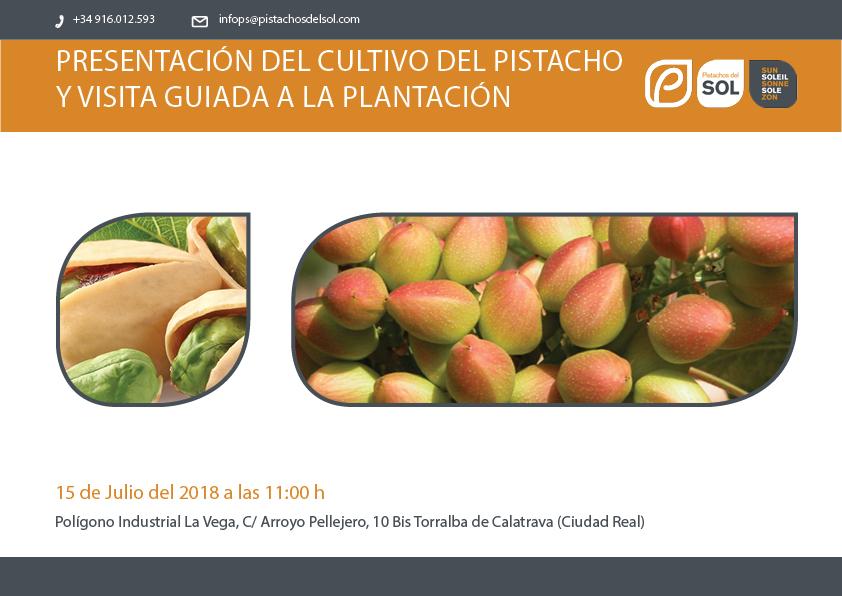 Presentación cultivo pistacho