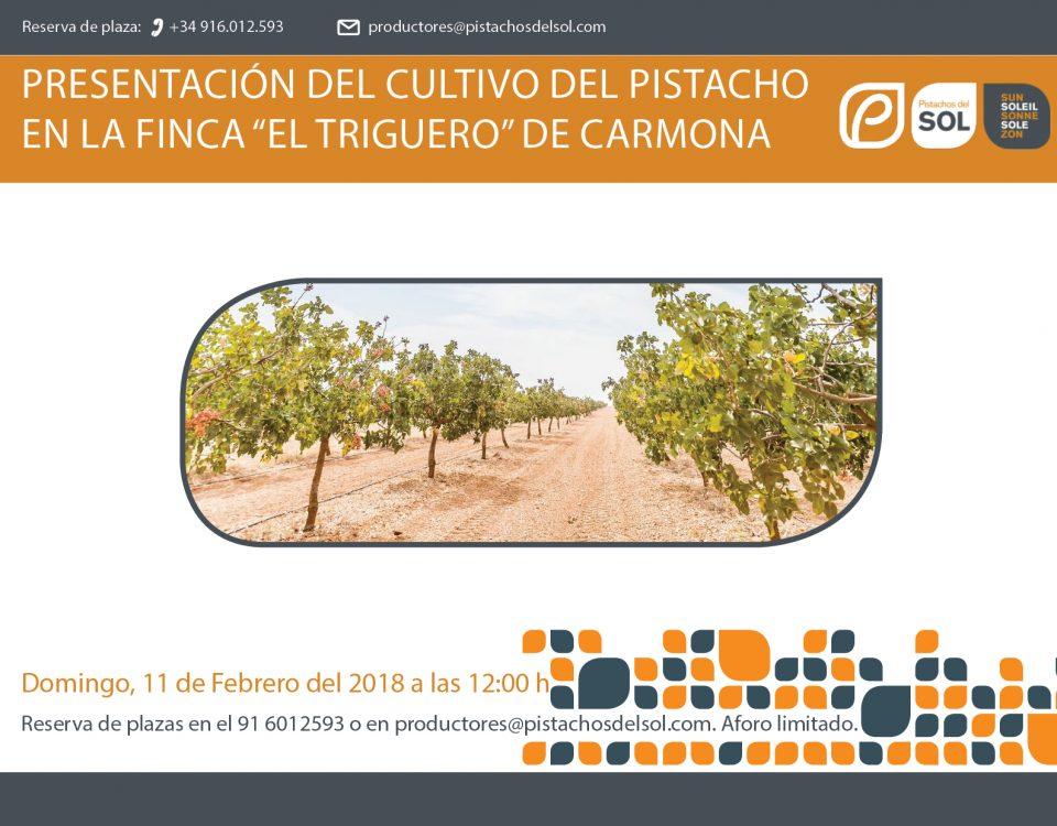 Presentación cultivo Carmona
